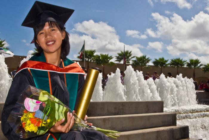Trang Graduation 02