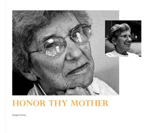 Honor Thy Mother Book Cover