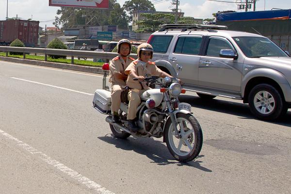 20110721 Vietnamese Motorcycle Police 001